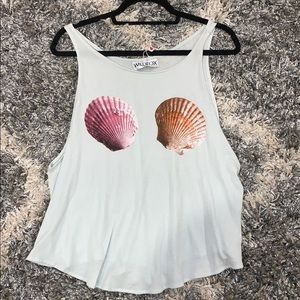 WILDFOX SHELL TANK. Perfect Condition!